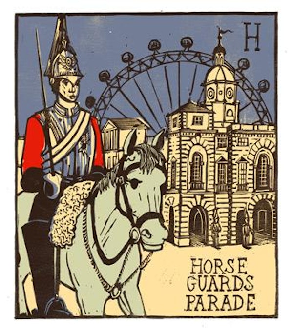 H - Horse Guards Parade