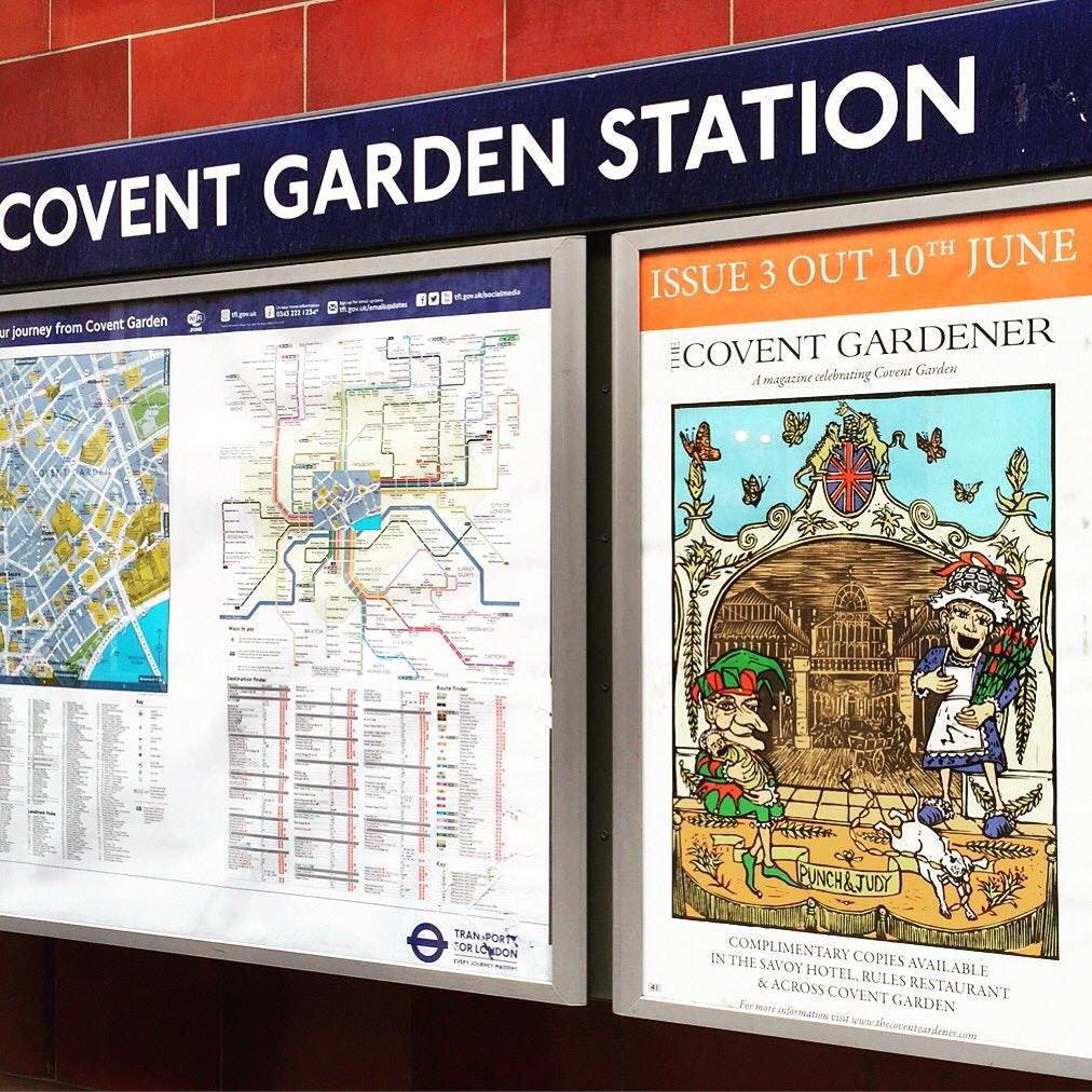 Covent Gardener